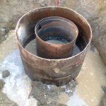 Forage Puits Pieux 35