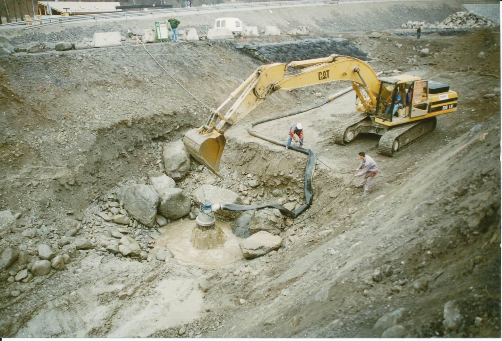 Pompe de chantier 3