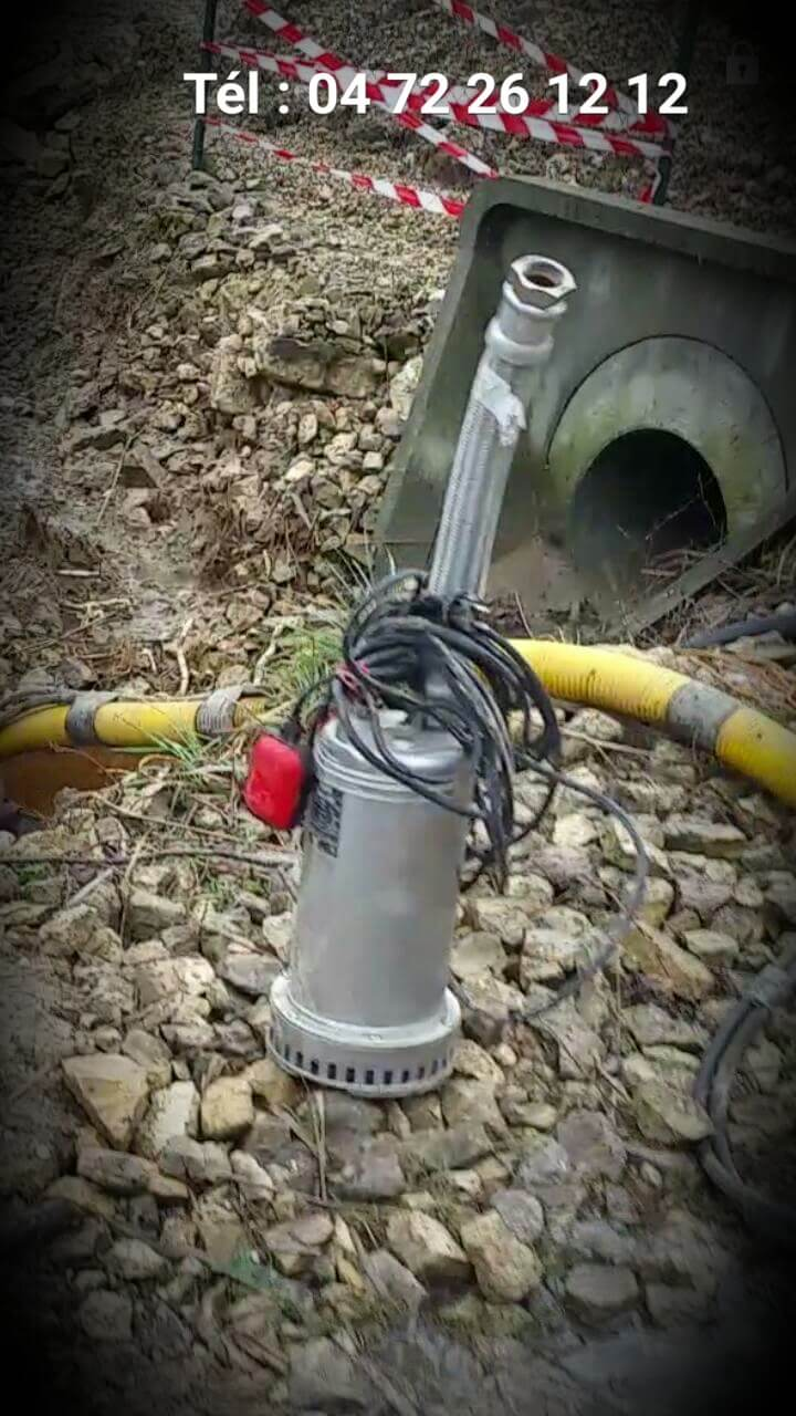 Pompe et accessoire 42