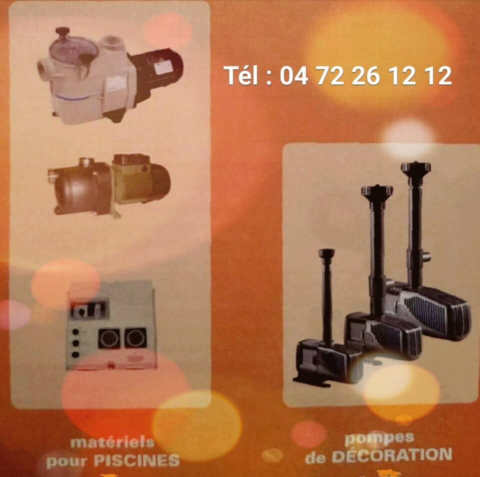 Pompe et accessoire 47